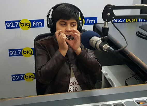 Radio Interview at Big FM 92.7